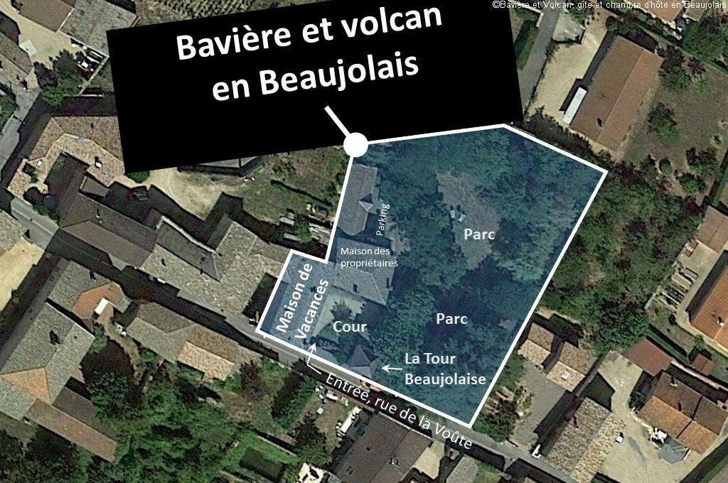 Bavière-et-volcan-en-Beaujolais-gîte-de-caractère-chambre-hôtes-charme-Maison-de-vacances 13