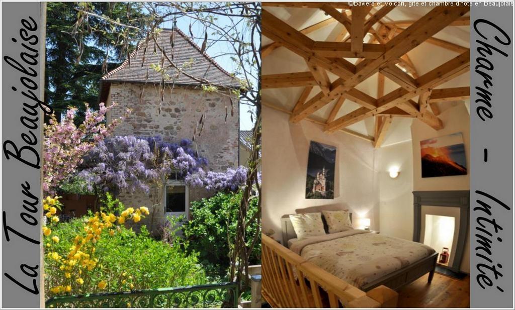 Bavière-et-volcan-en-Beaujolais-gîte-de-caractère-chambre-hôtes-charme-Maison-de-vacances 14