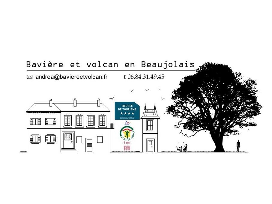 Bavière-et-volcan-en-Beaujolais-gîte-de-caractère-chambre-hôtes-charme-Maison-de-vacances 15