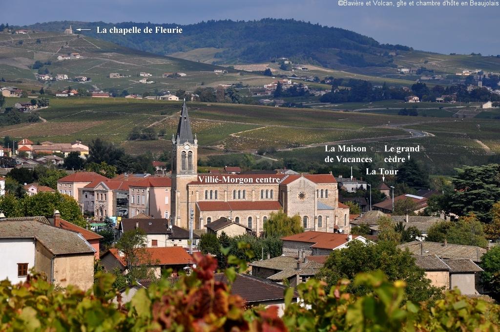Bavière-et-volcan-en-Beaujolais-gîte-de-caractère-chambre-hôtes-charme-Maison-de-vacances 16