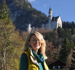 Bonjour, je suis Andrea. J'apporte les notes bavaroises à Bavière et volcan.
