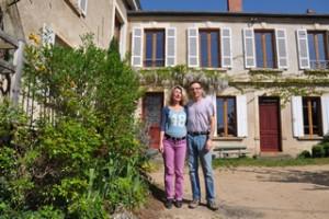 Bavière et volcan hébergement insolite et de charme en Beaujolais
